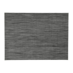 SNOBBIG Mantel individual, gris oscuro