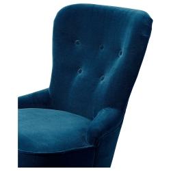 REMSTA Sillón Djuparp azul verdoso