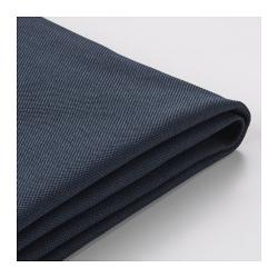 1 x VIMLE Funda chaiselongue  ORRSTA negro-azúl