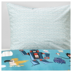 LATTJO Duvet cover Twin and pillowcase