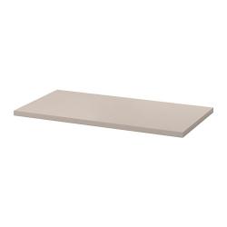 1 x LINNMON Tablero para escritorio 120x60 cm beige