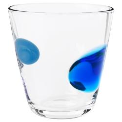 FABULÖS Vaso de vidrio, 10 oz