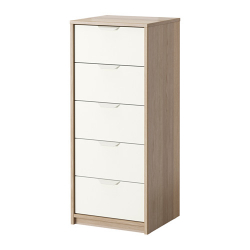 ASKVOLL Chest of 5 drawers