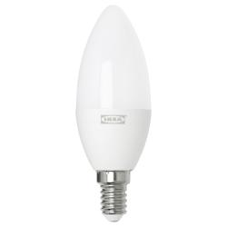 TRÅDFRI Bombilla inteligente LED E14 400 lúmenes