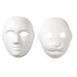 LUSTIGT Máscara juego 2