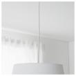 SEKOND Cable para lámpara de techo blanco E27