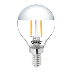 SILLBO Bombilla LED E14 140 lúmenes