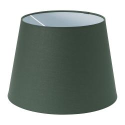 RYRA Pantalla para lámpara verde oscuro 33 cm