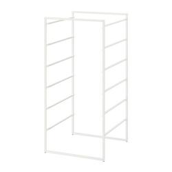 2 x JONAXEL Estructura 50x51x104 cm