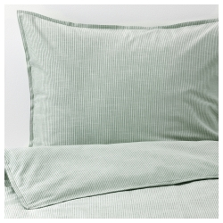 BERGPALM Duvet cover and pillowcase(s)