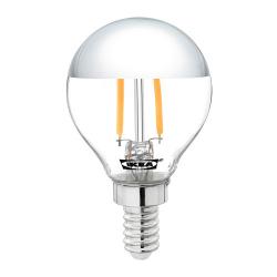 SILLBO Bombilla LED E12 140 lúmenes