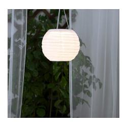 SOLVINDEN Lámpara colgante solar LED