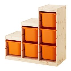 TROFAST Combinación almacenaje