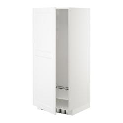 METOD Armario alto frigorífico congelador