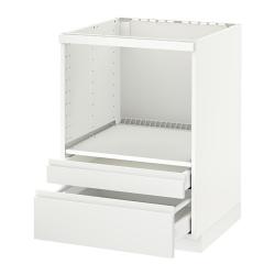 METOD/MAXIMERA Armario bajo para combi microondas