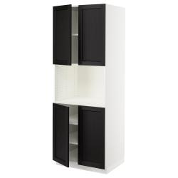 SEKTION Armario alto+microondas+4 puertas