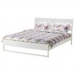TRYSIL Estruc cama 160 + viga central