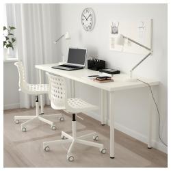 LINNMON/ADILS Mesa de escritorio 200x60 cm blanco