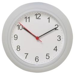 RUSCH Reloj de pared blanco
