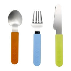 SMASKA 3-piece cutlery set