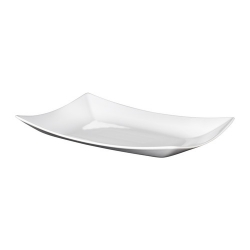MYNDIG Plato de cerámica, 11