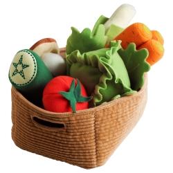 DUKTIG Juego de verduras, 14 piezas