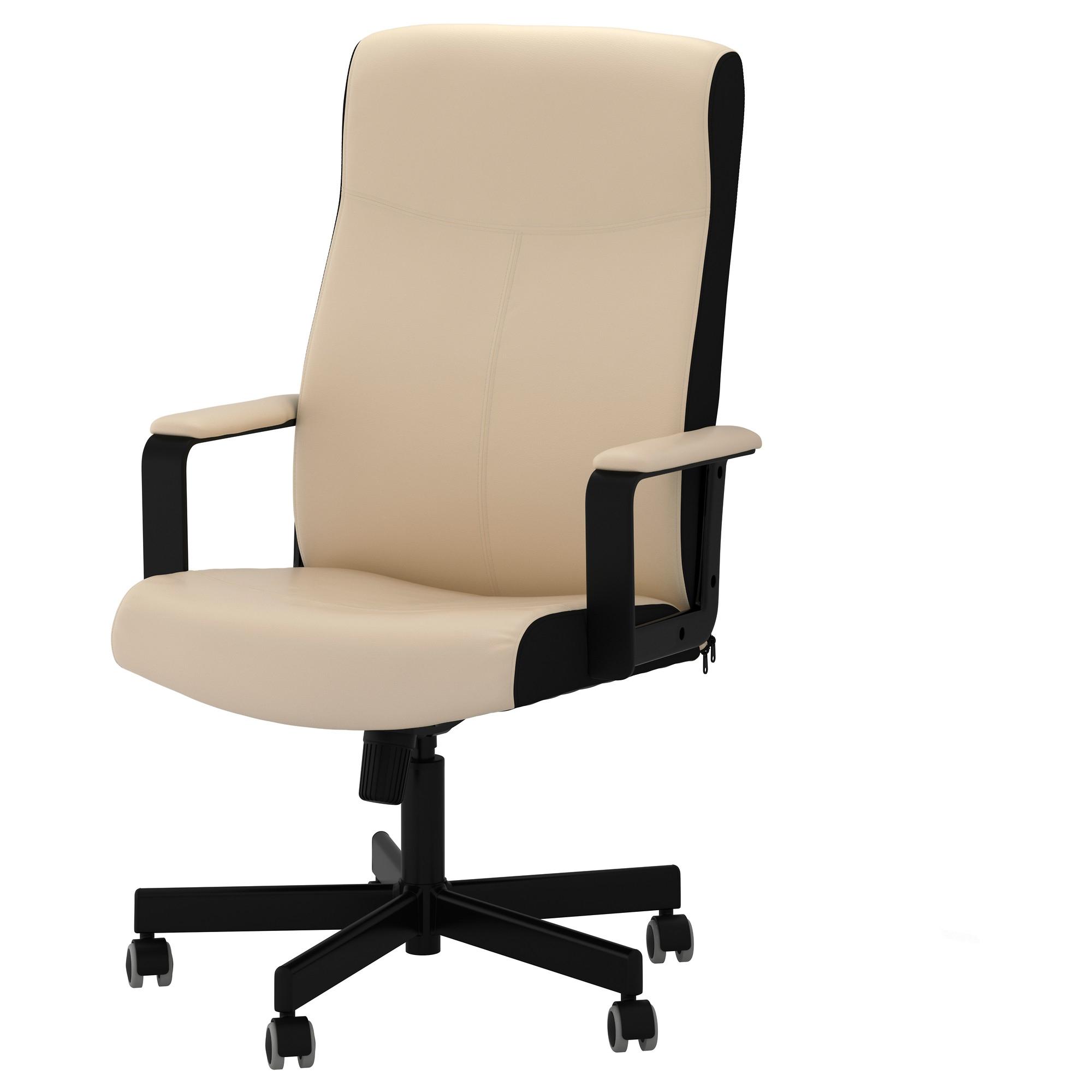 Malkolm silla giratoria negro beige - Sillas de exterior ikea ...