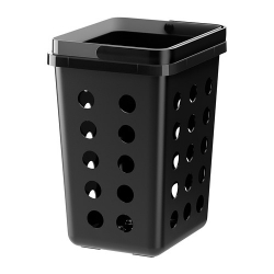 1 x VARIERA Cubo reciclar 12L con ventilación