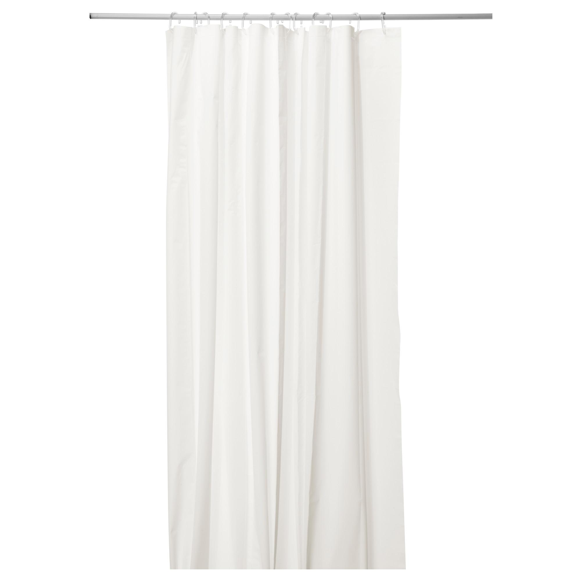 Eggegrund cortina ducha blanco - Cortina ducha ikea ...
