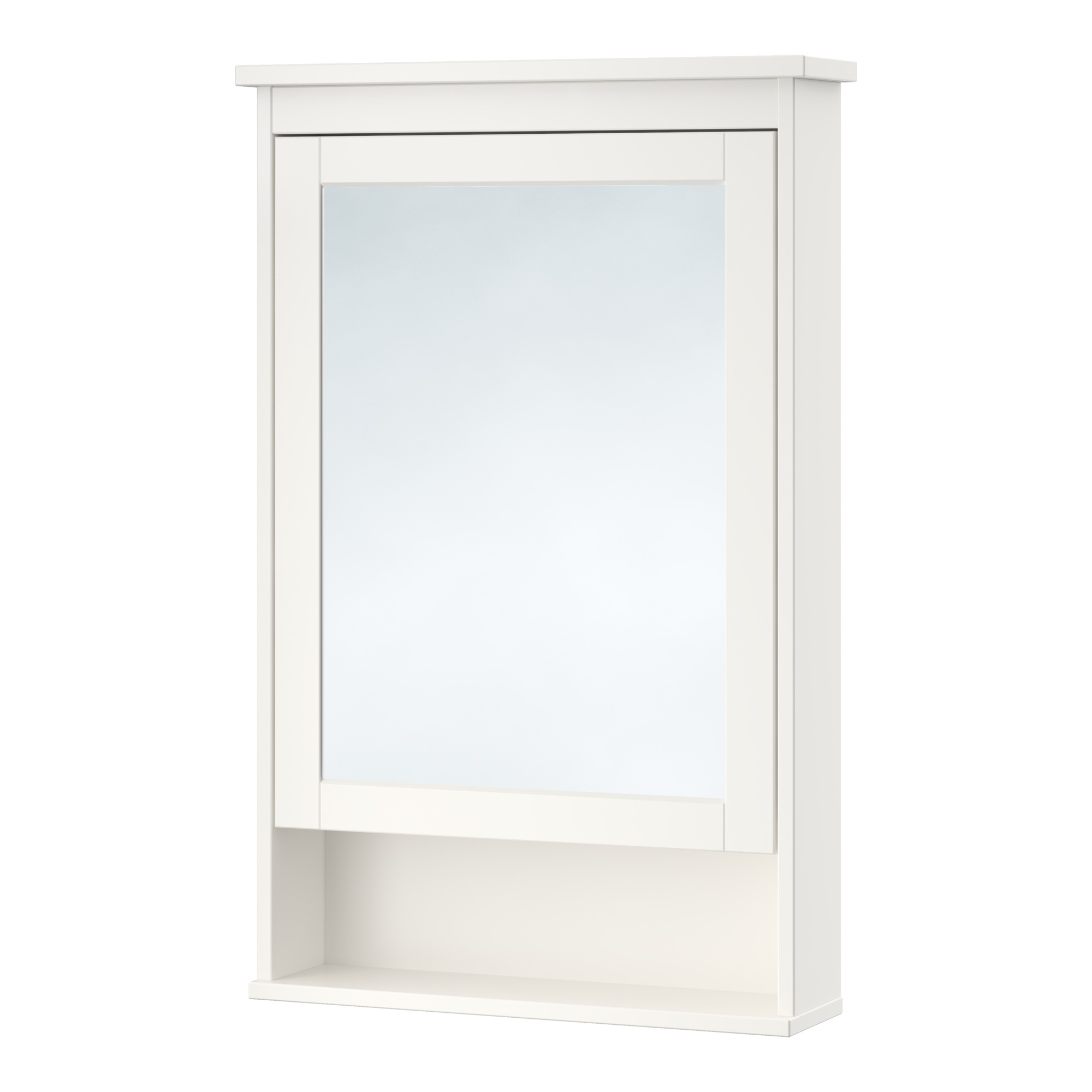 Hemnes armario con espejo 1 puerta - Espejo hemnes blanco ...