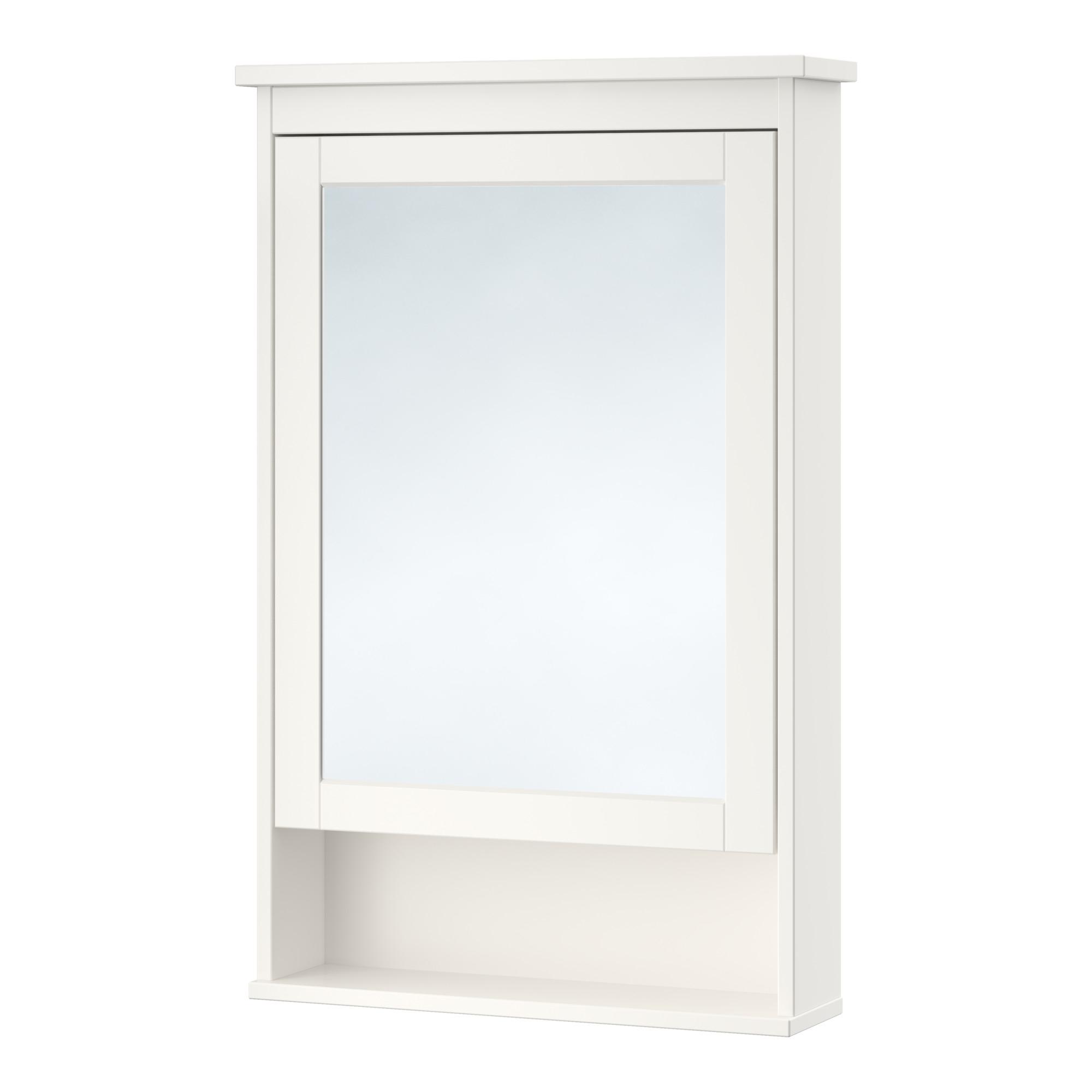 HEMNES Armario con espejo 1 puerta