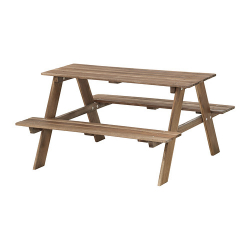 RESÖ Mesa picnic p/niños