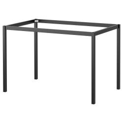 1 x TÄRENDÖ Estructura inferior para mesa 110x67 cm negro