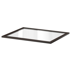 KOMPLEMENT Glass shelf