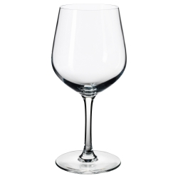 IVRIG Red wine glass, 16 oz