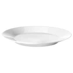 IKEA 365+ Plato de porcelana, Ø27cm