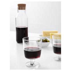 IKEA 365+ Copa de vidrio para vino, 10 oz