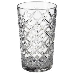 FLIMRA Vaso de vidrio, 14oz