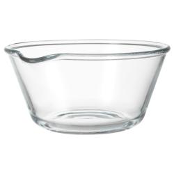 VARDAGEN Cuenco de vidrio, Ø26cm