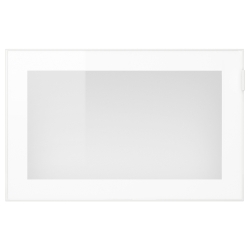 1 x GLASSVIK Puerta de vidrio