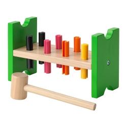 MULA Toy hammering block