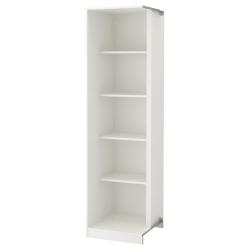 1 x PAX Módulo esquina adicional+4 estantes