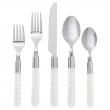 BUBBLOR 20-piece cutlery set