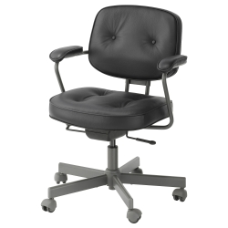 ALEFJÄLL Swivel chair