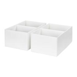 RASSLA Caja con compartimientos
