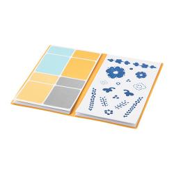 ANILINARE Carpeta con pegatinas