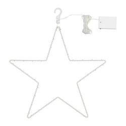 STRÅLA Lámpara colgante+LED