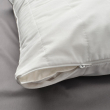 LUDDROS Funda protectora almohada