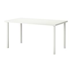 LINNMON/GODVIN Mesa de escritorio 150x75 cm blanco