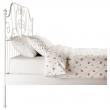 LEIRVIK Armazón de cama